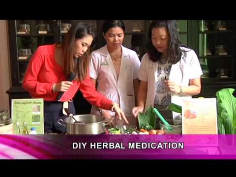 Well Within - Thailand DIY herbal medical