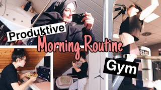 My morning routine - the real one (Food, Fitness,..) /MissNici