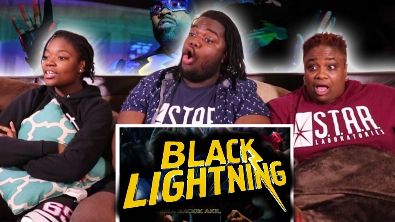 Download Black Lightning Season 1 Episode 1 : FAMILY REACTION!! (Part.1)