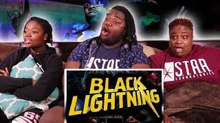 Black Lightning Season 1 Episode 1 : FAMILY REACTION!! (Part.1)
