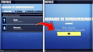 HOW TO RESELL HIS SKINS on FORTNITE: Battle Royale! Update 4.3 - CONCOUR 13500 V-buck