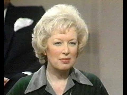June Whitfield DBE (1925-2018) actress