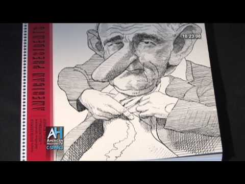 History Bookshelf: Political Illustrator David Levine Preview