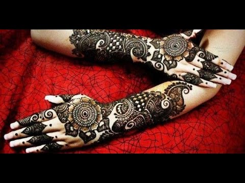 Mehndi Designs Hd Images : How to put mehndi designs on hands easy hd point youtube