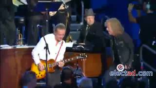 Jack Blades Performs At Republican National Convention, Tampa, Florida -- August 29 2012