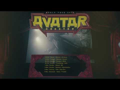 Avatar Country |  World tour 2019 Mp3