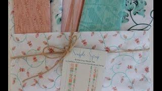 Sweet Tea by Hoffman Fabrics Kits