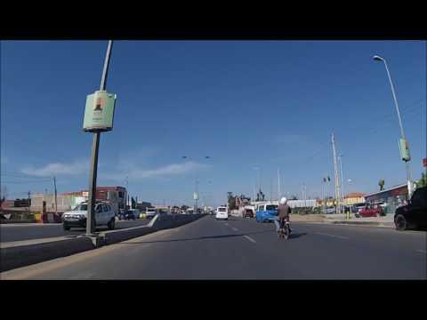 Do Benfica a Marginal em 25 minutos - Luanda