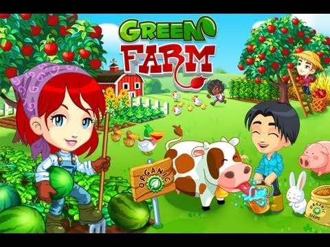 Green Farm - iPhone/iPad/Android trailer