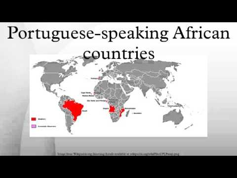 Portuguese-speaking African countries