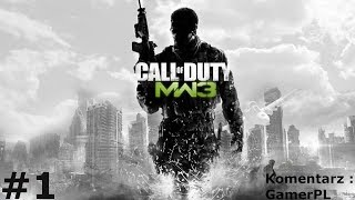 Zagrajmy w Call of Duty Modern Warfare 3 [#1] - Rozpoczynamy trzecią część trylogii Modern Warfare
