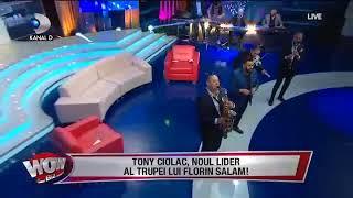 Formatia Toni Ciolac - Instrumentala Nuntilor New 2018 ( WoWBiZ 16 Noiembrie 2017 )