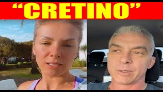 """""""CRETIN0"""" Ana Hickmann se Cansa e Expõe Triste Realidade e Seu Marido Alexandre Correa Também Passa"""