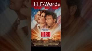 PG/PG-13 Movies With Most F-Words