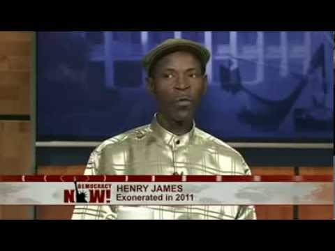 Freed by DNA, Angola Prisoner Henry James on His 30 Years Behind Bars for Crime He Didn't Commit 2/2