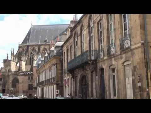Moulins (Moulins-sur-Allier) : visite du centre historique