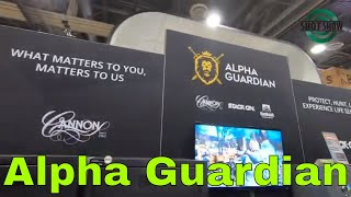 Alpha Guardian - SHOT Show 2020