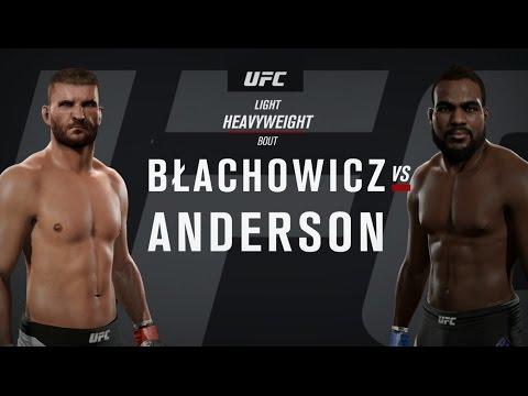 EA SPORTS UFC 2 ● MMA UFC 2016 ● JAN BLACHOWICZ VS COREY ANDERSON