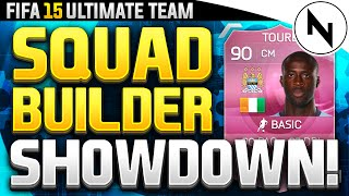 FIFA 15 SQUAD BUILDER SHOWDOWN!!! FUTTIES TOURE!!!