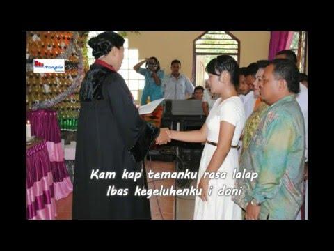 Lagu  Rohani Karo_-_ Teman Rasa Lalap Ngawanken Permata Runggun Bahorok