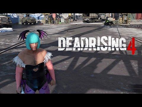 DEAD RISING 4 #8 - Perdido Mas Atropelando Zumbis! (Xbox One Gameplay Português)