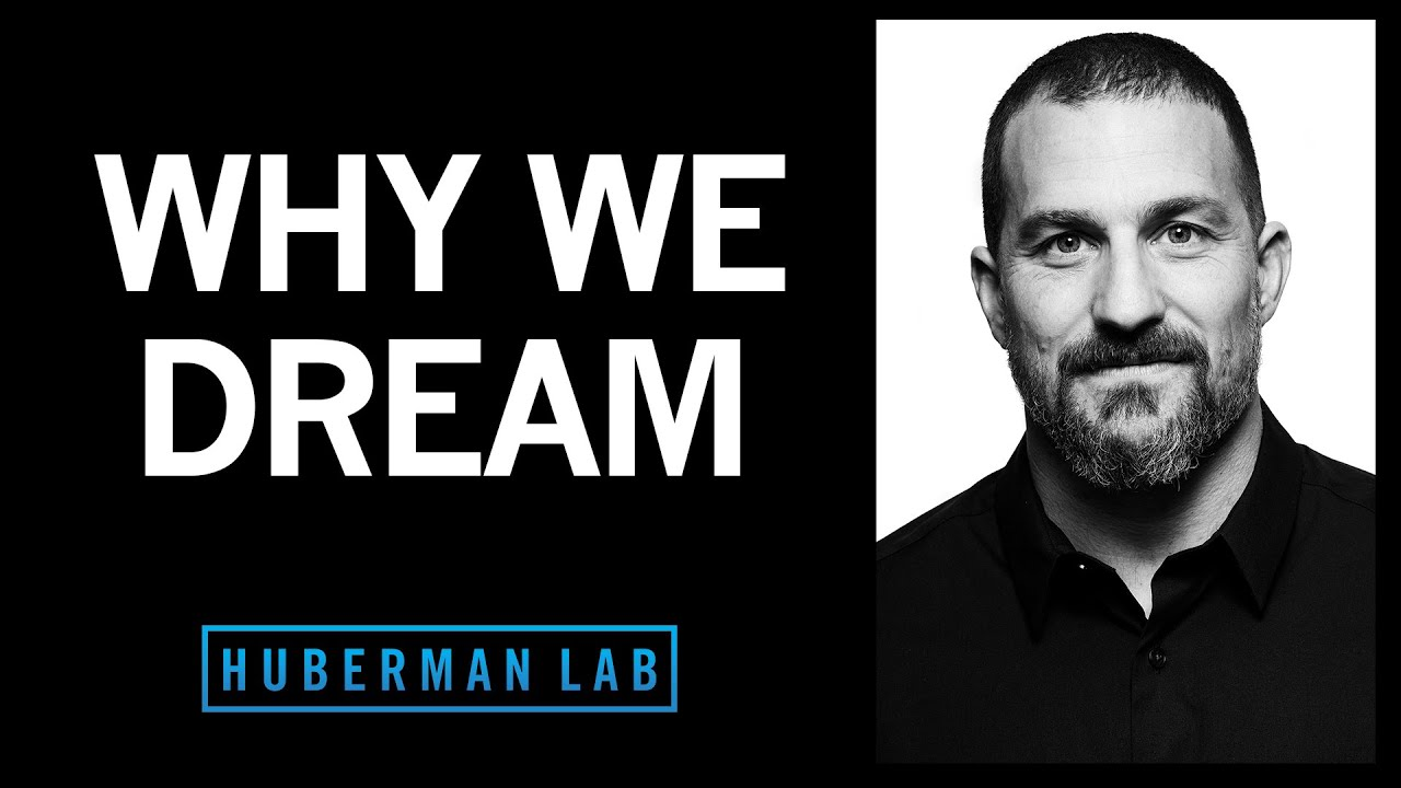 Download Understanding and Using Dreams to Learn and to Forget   Huberman Lab Podcast #5