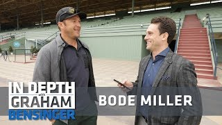Behind the Scenes: Two days with Bode Miller