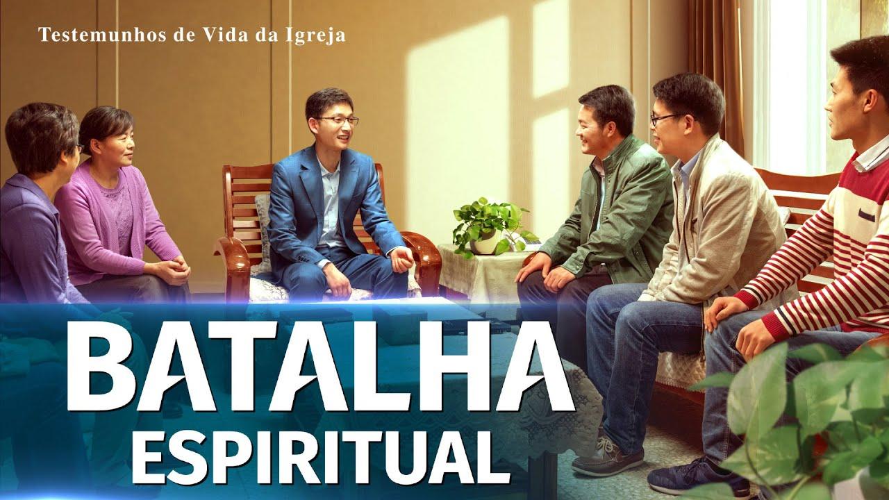 """Testemunho evangélico Forte 2020 """"Batalha espiritual"""" A história real dos cristão"""