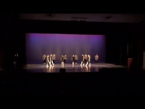 Anti-Bullying IDA Dance 2016 - Bergen County Academies