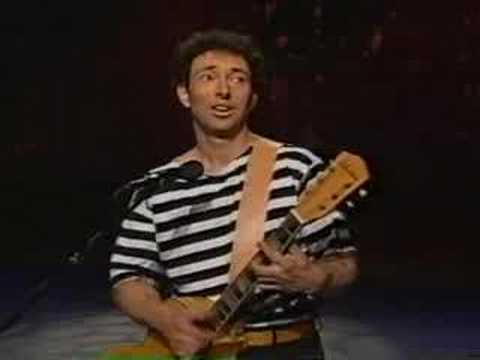 Jonathan Richman  Everyday Clothes Live