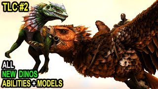 Ark tlc patch the new and improved argentavis patch 2 ark tlc 2 new raptor spino sarco and more full showcase malvernweather Images