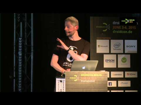 #droidconDE 2015: Aleksander Piotrowski – Android 5.0 internals and our inferiority complex on YouTube