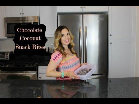 Brownie Coconut Bites