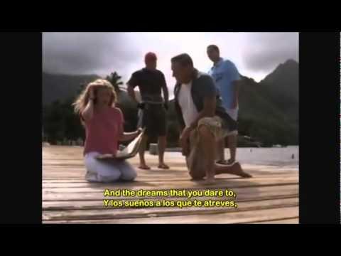50 First Dates - Somewhere over the rainbow (Subtitulado Español)