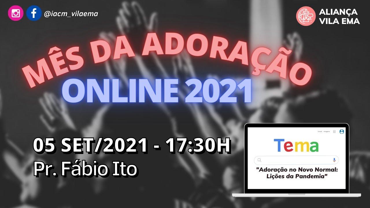 Download LIVE - Mês da Adoração l 05/09/2021
