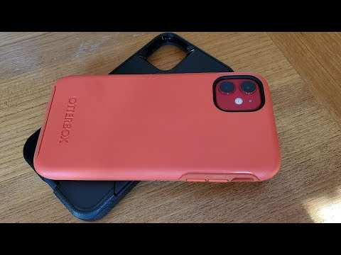 Otterbox Symmetry vs Commuter for Iphone 11