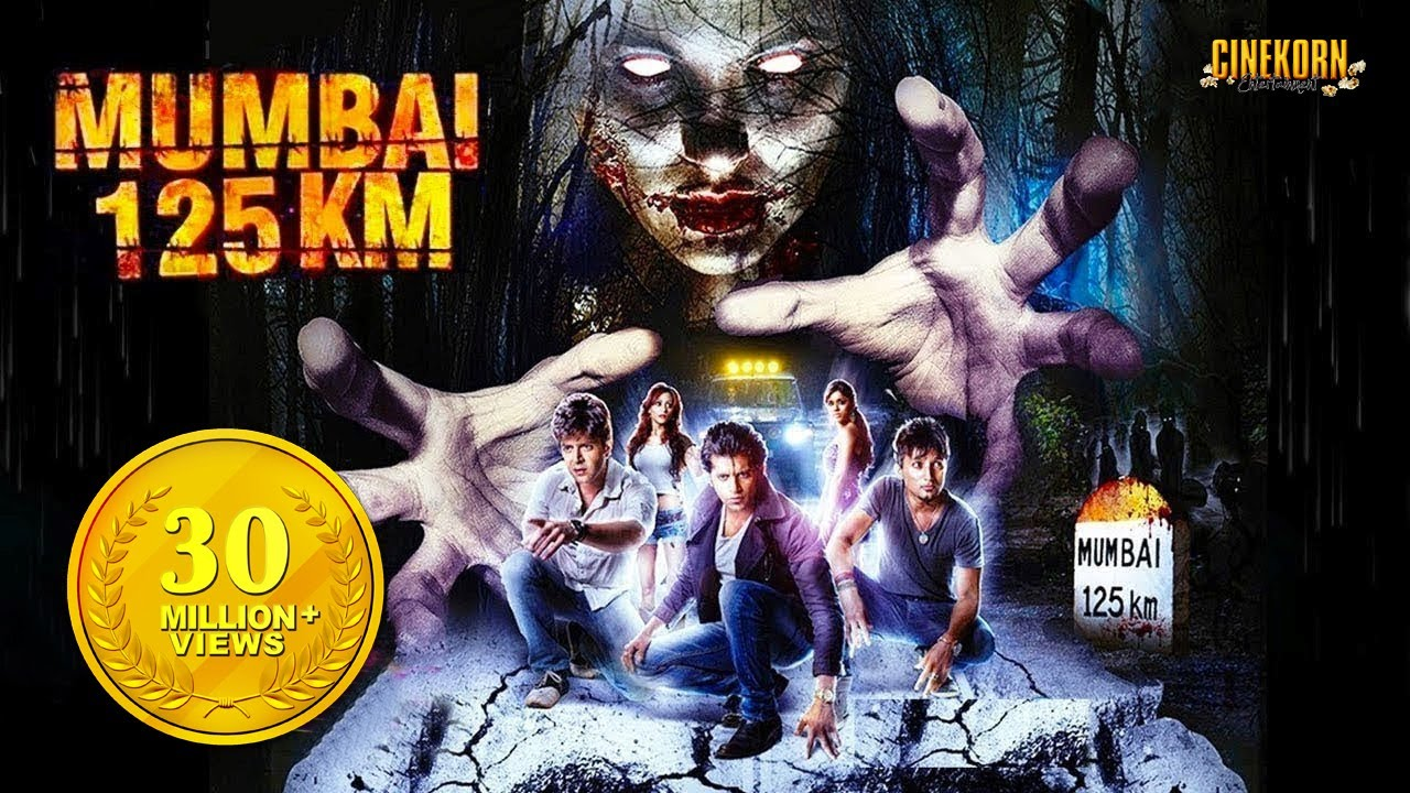 Ver Mumbai 125 KM Hindi Full Movie | Karanvir Bohra, Veena Malik | Hindi Horror Movies 2018 en Español