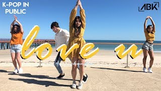 [K-POP IN PUBLIC 4K] LOVE U - CHUNG HA (청하) Dance Cover by ABK Crew from Australia