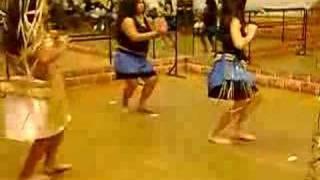 Kalena's Polynesian Ohana - Tahitian Dance Practice