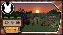 Learn Minecraft Mods: Immersive Engineering 1.10.2/1.11.2/1.12