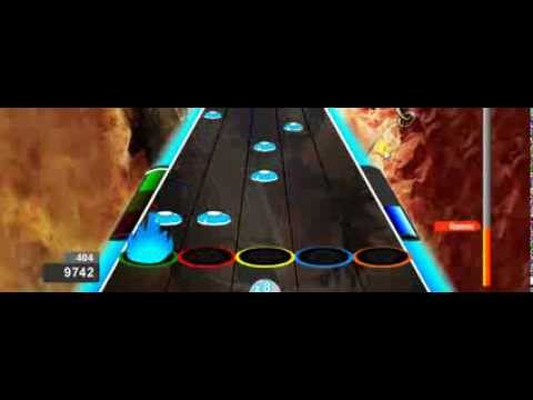 (Guitar Flash) Holy Wars...The Punishment Due por Megadeth - Hard (Difícil)