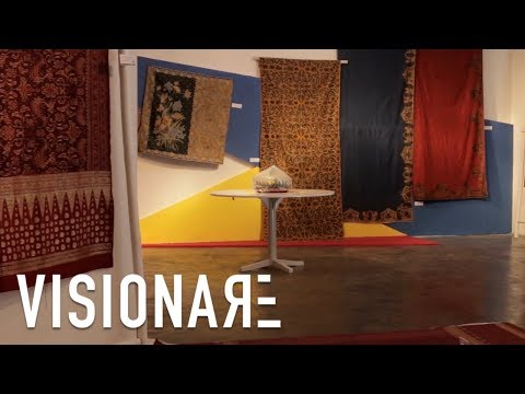 See How Rich Indonesian Textiles Are at IKON | Eye Spy