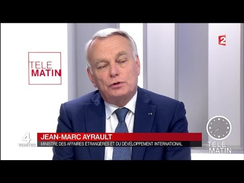 Les 4 vérités - Jean-Marc Ayrault - 2015/05/20