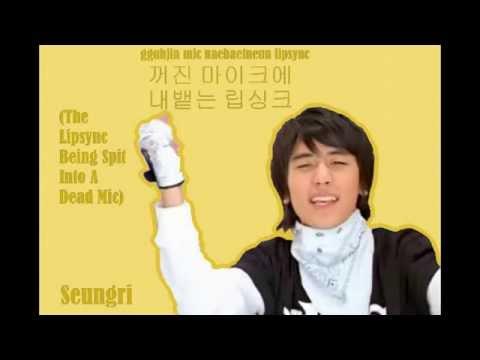 BigBang- La La La (Korean Version) Color Corded Lyrics (Han/Rom/Eng)