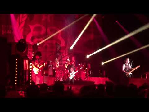 Rose Red Violet Blue, Stone Sour Live in Zürich Switzerland, 14.12.2017