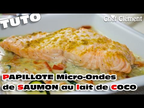 recette-:-papillote-micro-ondes-de-saumon,-lait-de-coco-et-curry---chef-clément