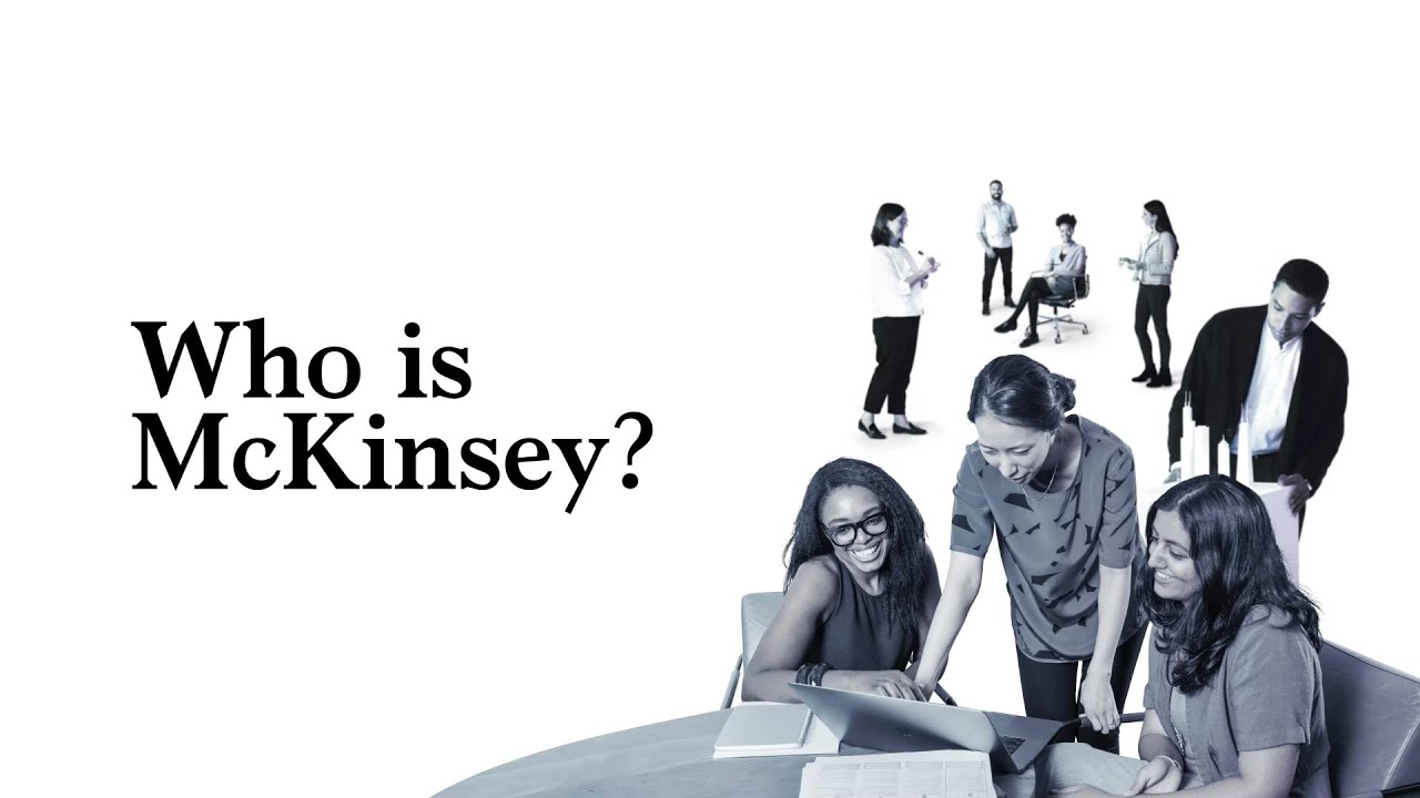 Who is McKinsey?