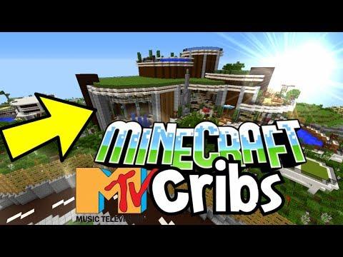 HET GROOTSTE HUIS VAN DE SERVER!! MINETOPIA VANISH (MTV) Cribs!