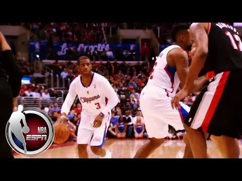Look back at Chris Paul's highlights from the Clippers era | ESPN