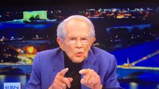 Pat Robertson Predicts Trump Will Win November Election, Which Will Lead To End Times